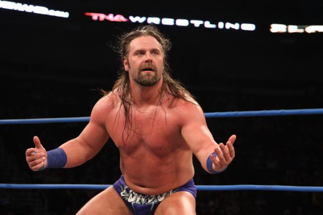 WWE/TNA Pushed to Punished, Edition 38: The Lousy Luck of James Storm
