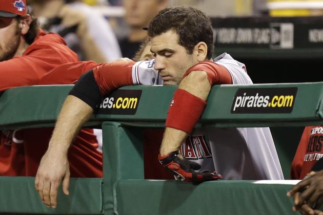 Biggest Winners and Losers from the Cincinnati Reds' Offseason