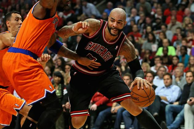 5 Biggest Issues Chicago Bulls Must Address at Trade Deadline