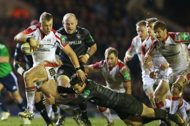 Power Ranking Europe's Top 10 Clubs: Ulster Lead the Way