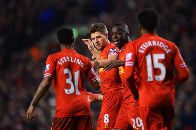 Liverpool FC: Formation Options for Liverpool in Their Push for 4th