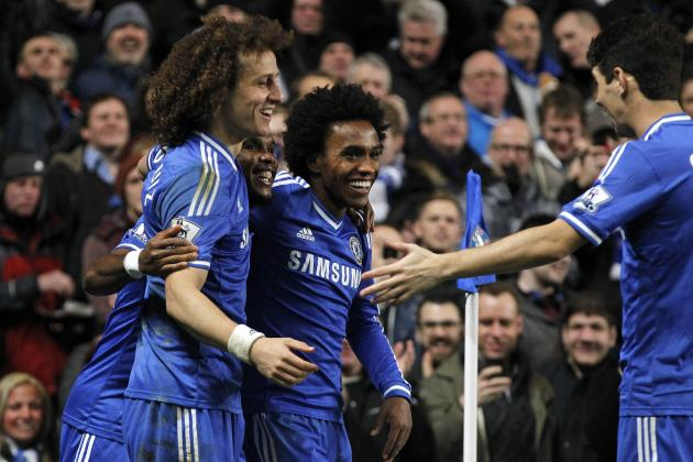 5 Areas Chelsea Were Stronger Than Manchester United During 3-1 Win