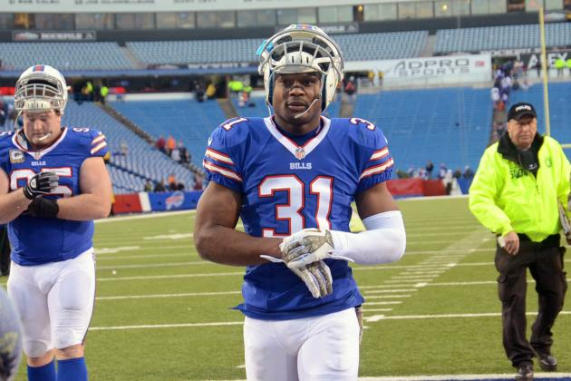 The 5 Toughest Decisions the Buffalo Bills Will Have to Make This Offseason