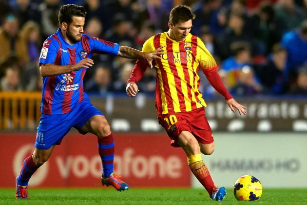 Levante 1-1 Barcelona: 6 Things We Learned