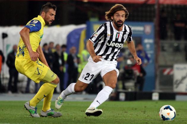 4 Reasons Juventus' Andrea Pirlo Is Still Successful