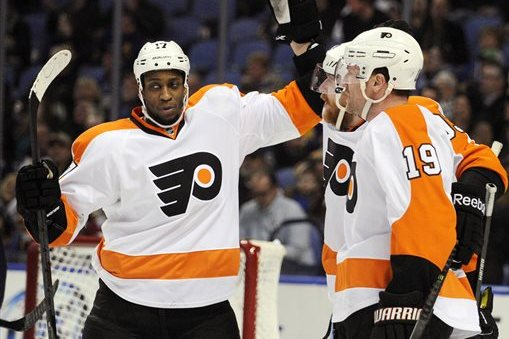 The Hottest and Coldest Philadelphia Flyers Right Now