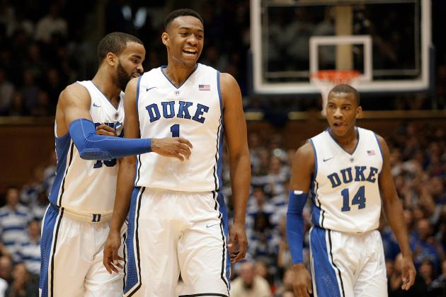 Duke Basketball: Biggest Games Remaining on Blue Devils' Schedule