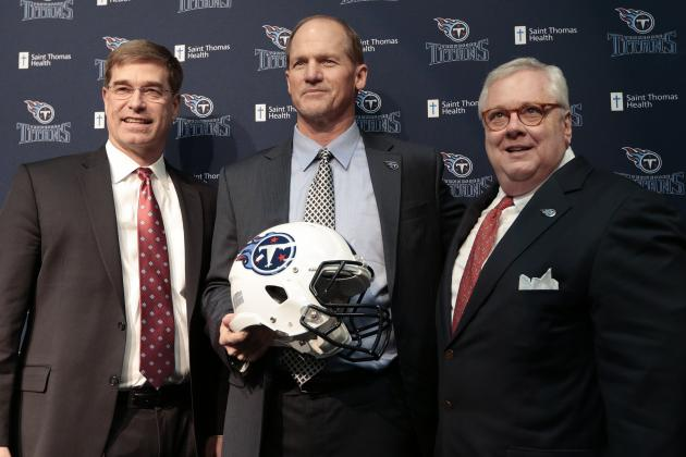 The 5 Toughest Decisions Tennessee Titans Will Have to Make This Offseason