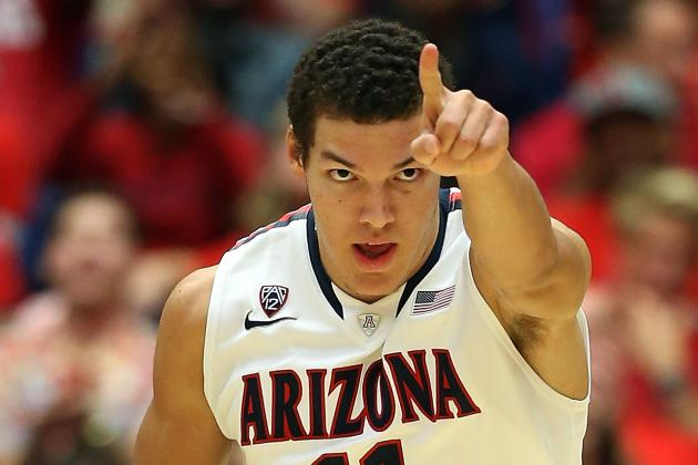 NCAA Basketball Rankings Week 12: Bleacher Report's Top 25