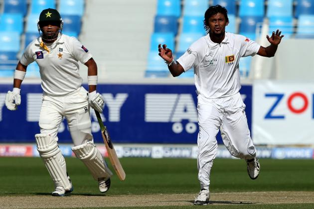 Winners and Losers from Sri Lanka's Tour of Pakistan