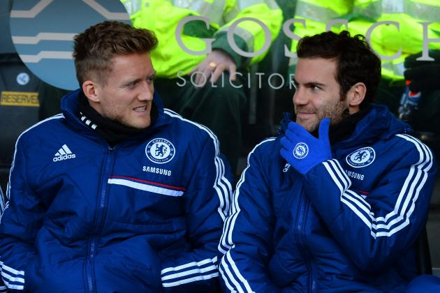 Juan Mata Transfer Rumours: Latest News on the Chelsea Star
