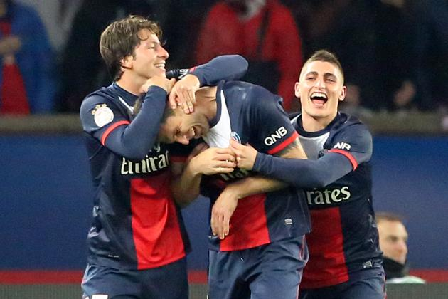 Paris Saint-Germain Transfer News and Rumours Tracker: Week of January 20