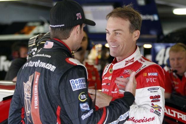 Ranking the 10 Biggest Personalities in NASCAR Today