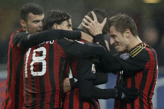 Milan vs. Hellas Verona: 5 Things We Learned