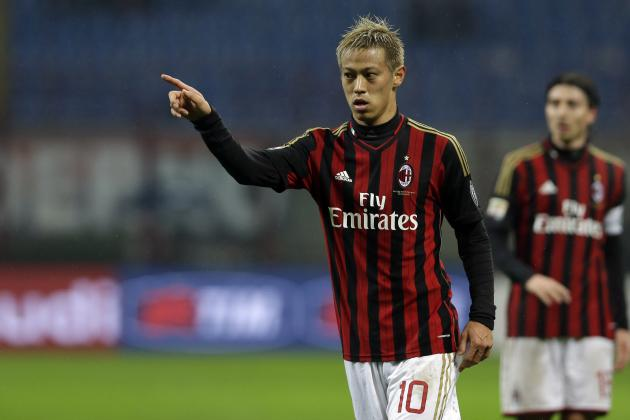 AC Milan Transfer News and Rumours Tracker: Week of January 20