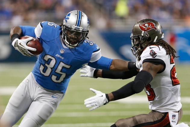 Detroit Lions: A Position-by-Position Primer for Free Agency