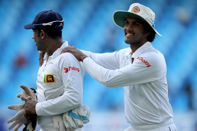 Pakistan vs. Sri Lanka: Ranking All 28 Players from the 2013-14 Test Series