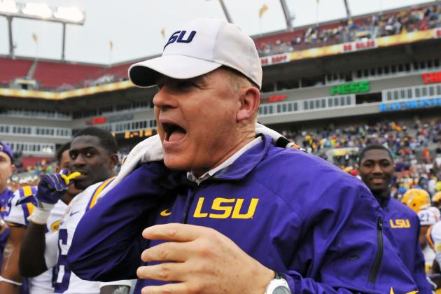 LSU's Chances at Landing Its Top 8 National Signing Day Targets