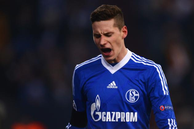 Julian Draxler Transfer Rumours: Latest News on the Schalke Star