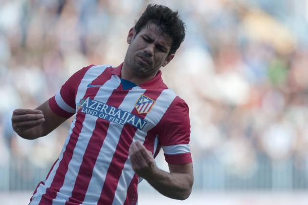 Diego Costa Transfer Rumours: Latest News on the Atletico Madrid Star