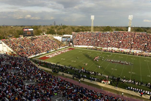 Atlanta Falcons Scouting Guide to the 2014 Senior Bowl