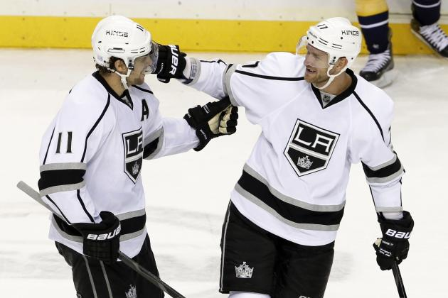 The Biggest Concern for Each Los Angeles King Heading to Sochi
