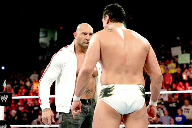 The Good, the Great and the Awesome from Raw 1/20/13