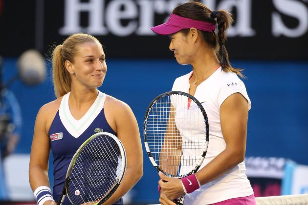 Power Ranking the Top 20 Women's Players After the 2014 Australian Open