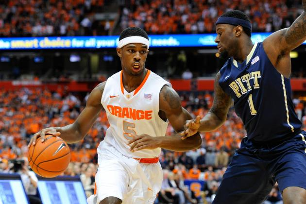 Syracuse Basketball: Biggest Games Remaining on Syracuse's Schedule