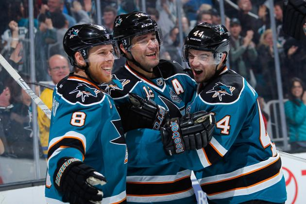 Projected Roles and Potential Concerns for Each San Jose Shark Going to Sochi