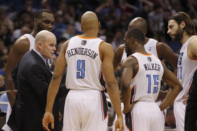 What We Learned About Charlotte Bobcats During Season's First Half