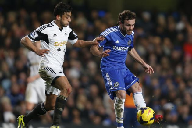 Paper News and Gossip: Manchester United to Bid for Juan Mata, Cazorla Apology