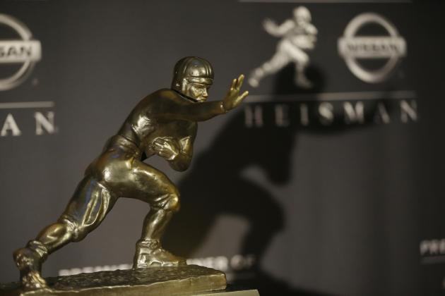Bleacher Report's Initial Heisman Watch List for 2014
