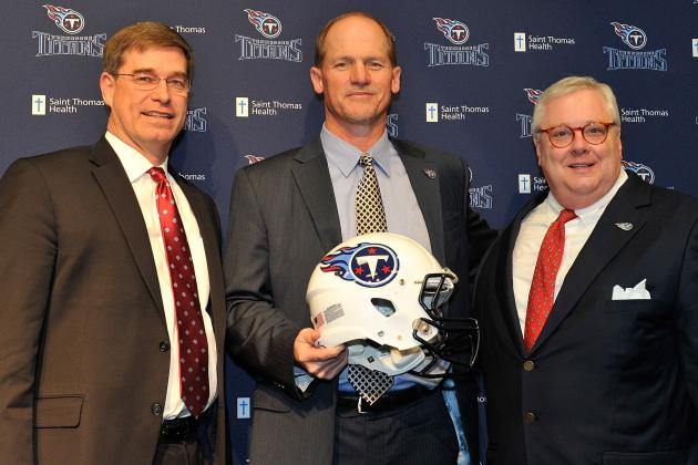Tennessee Titans: A Position-by-Position Primer to Free Agency