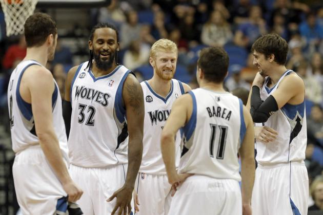 What We Learned About Minnesota Timberwolves During Season's First Half