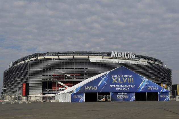 Super Bowl XLVIII by the Numbers