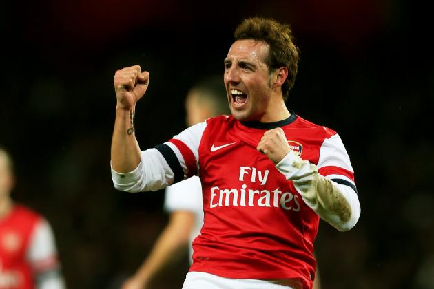 Santi Cazorla and the Best Arsenal Pranks Played on Tottenham