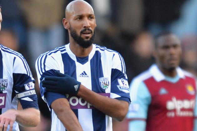 Nicolas Anelka and the 10 Most Controversial Goal Celebrations