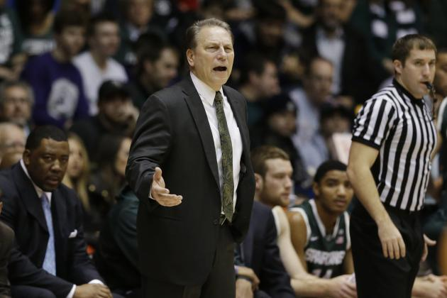 College Basketball Picks: Indiana Hoosiers vs. Michigan State Spartans