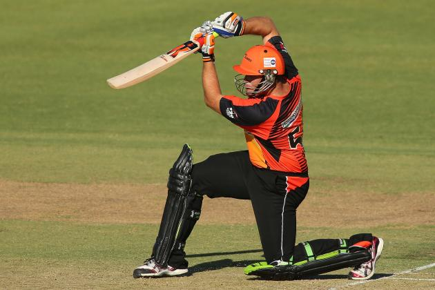 Big Bash League Team of the Week: Simmons' Smashers