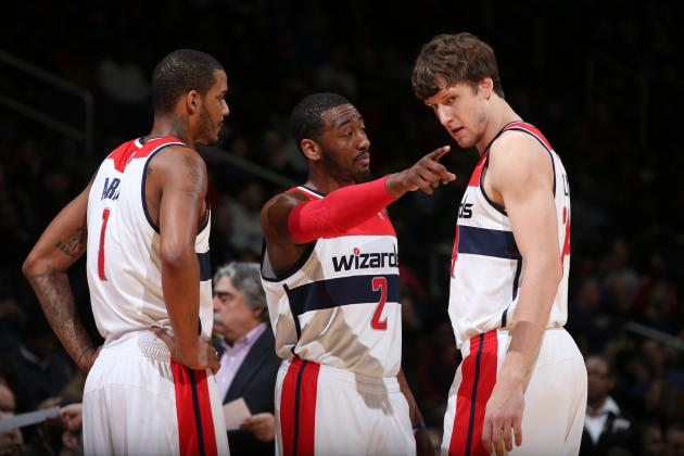 Washington Wizards: Midseason Report and Grades