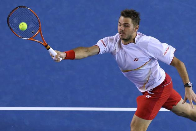 Australian Open 2014 Men's Semifinals: Wawrinka vs. Berdych Preview, Predictions