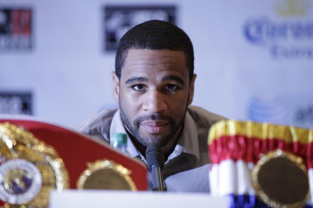 Lamont Peterson vs. Dierry Jean: Preview and Prediction for Title Fight