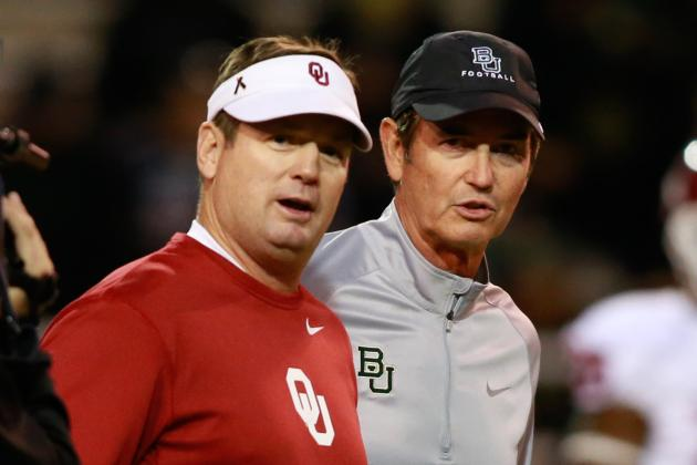 Big 12 Football: Power Ranking Every Team by Full Coaching Staff