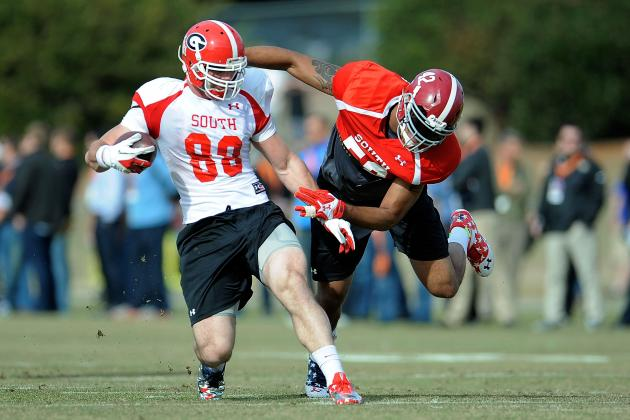 St. Louis Rams Scouting Guide to 2014 Senior Bowl
