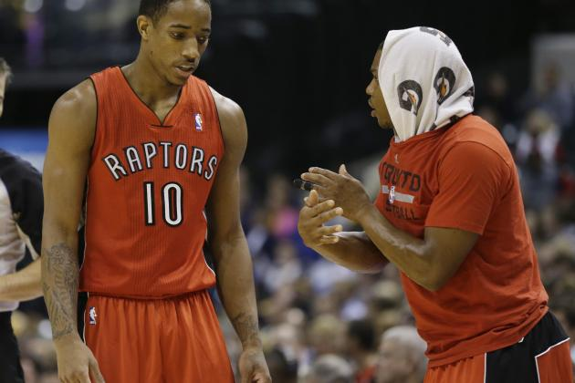What We Learned About Toronto Raptors During Season's First Half