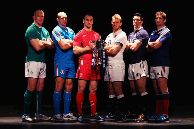 Power Ranking the Six Nations Captains