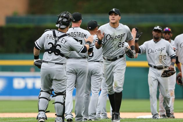 6 Chicago White Sox Players Who Will Be Fighting for Roster Spots This Spring
