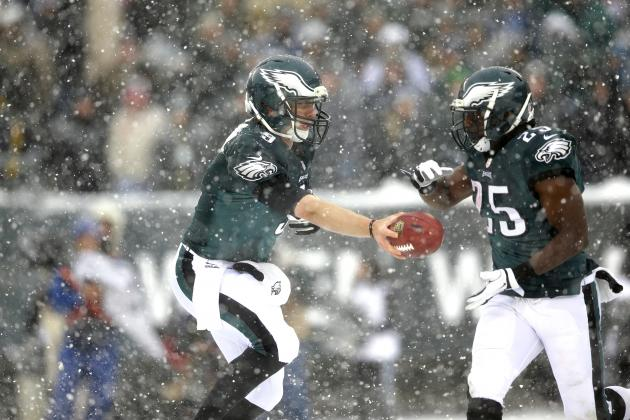 The 25 Most Memorable Moments of the 2013 Philadelphia Eagles Season