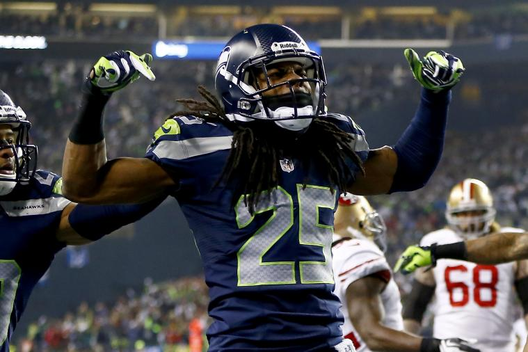 How Has Richard Sherman Really Performed vs. Top NFL Receivers?